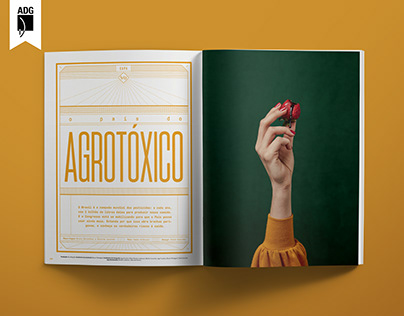 The Country of Agrotoxic [Superinteressante]