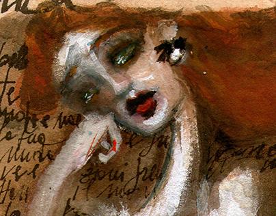 Love letters / Lettere d'amore / Postales d'amour