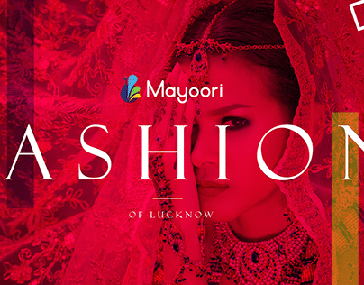 Fashion & Style With Mayoori Sarees Lucknow
