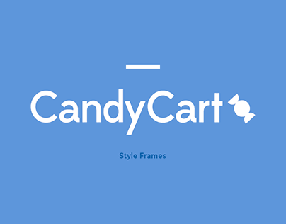 Candy Cart (Style Frames)
