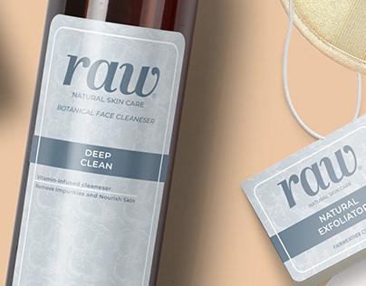 Raw Natural Skincare