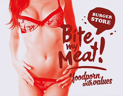 Bite My Meat | BURGER STORE
