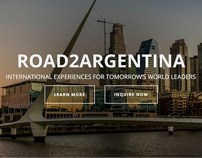 Road2Argentina.com Website