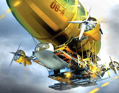 Aerial Cargo