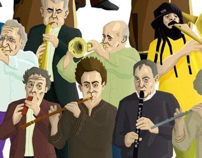Serbian World Music All Stars Orchestra