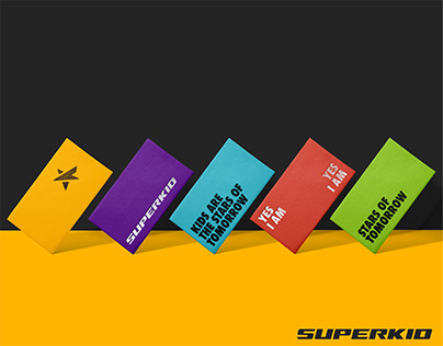 SUPERKID Branding