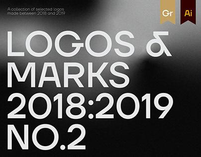 Logos & marks → 2018:2019. No.2