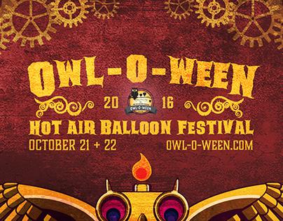 Owl-O-Ween 2016 Rebranding