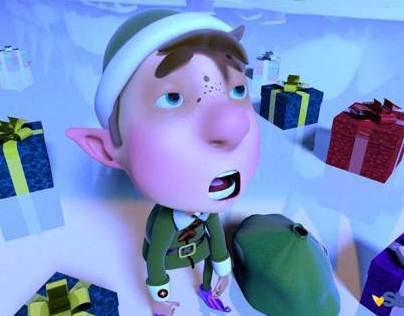 Elbow Saves Christmas