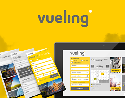 Vueling Windows 8 and Phone App