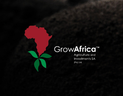 Grow Africa - Brand and corporate identity