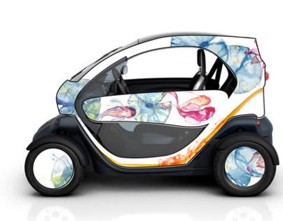 Renault Twizy Design