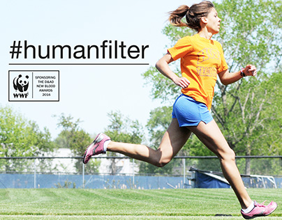 D&AD Wood and White Pencil Winner| WWF #humanfilter