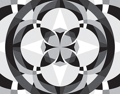 Compass Rose - Geometric Compositions