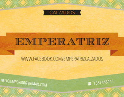 Emperatriz - Business Card