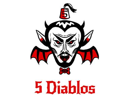 5 DIABLOS