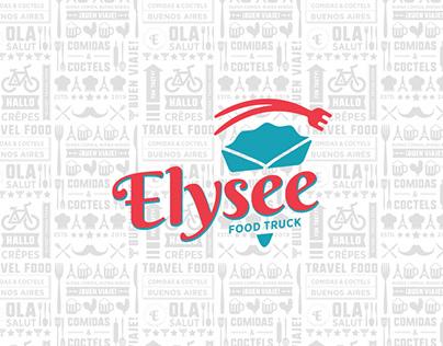 Elysee Food Truck | Branding