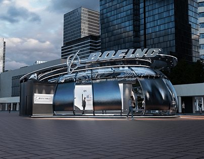 60 MILES BEYOND THE SKY WITH BOEING