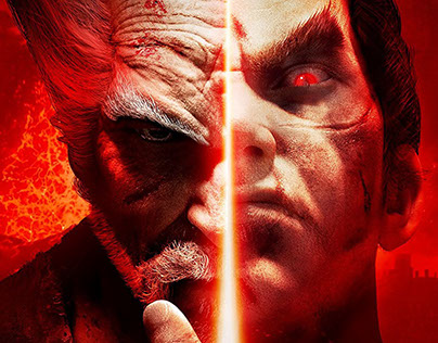 Tekken 7 Key Art