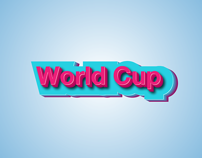 World Cup Motion Graphics