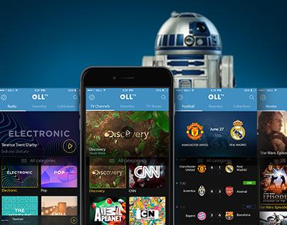 OLLTV for iOS