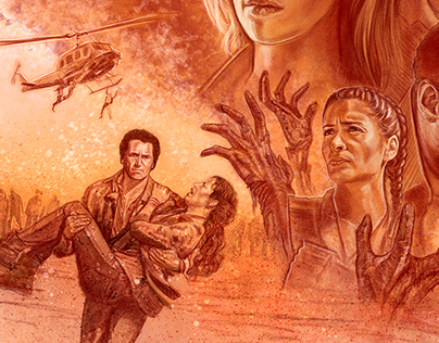 Fear the Walking Dead Poster Concept