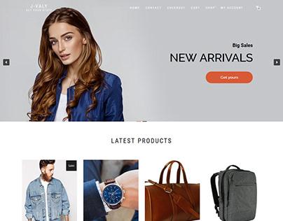 J-Valy Online Shop