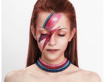 Crystal Bowie @ Swarovski