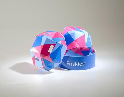 Repackaging - Friskies