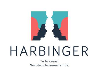 Logo for Harbinger Marketing