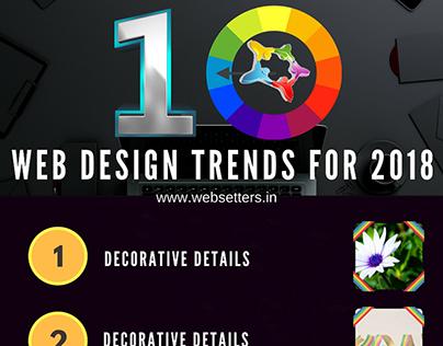 10 Proven Web Design Trends For 2018 | Websetters