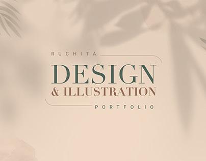 Portfolio 2020 - Graphic design & Illustration