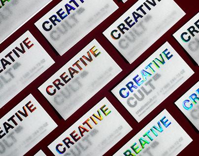 Creative Cult card