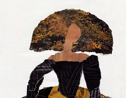 Meninas / Collages