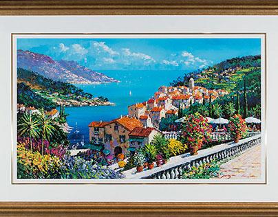Fine Art Previews for Museum Auction