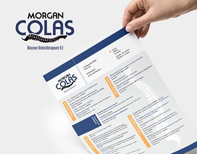 [ LOGO ] Morgan Colas