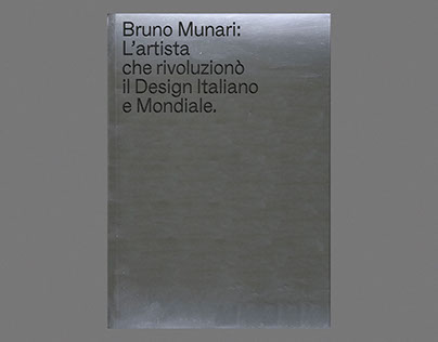 Bruno Munari – Editorial