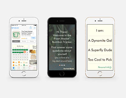 Nutrition Tracker App