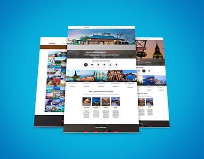 Medora Travels - Website Design and Development