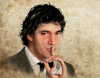 Agustin Tash The Magician