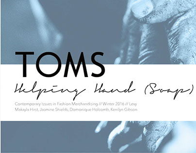 TOMS: Helping Hand Soaps