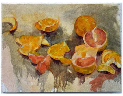 Oranges and Grapefruits