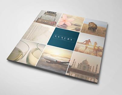 Luxury Travel Brochure