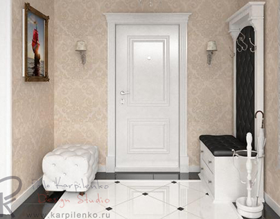 3d visualization of hall