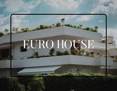 EURO HOUSE - Корпоративный сайт