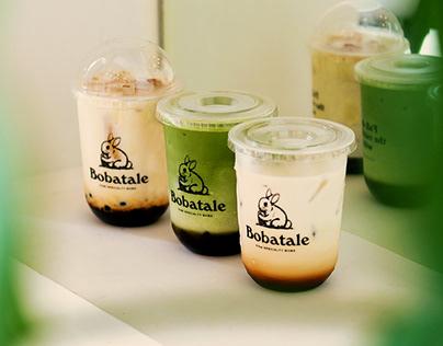 Bobatale | Boba Cafe Branding