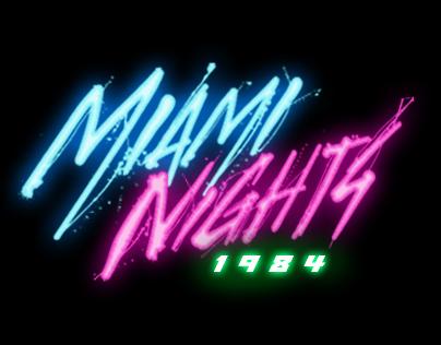 Miami Nights 84'
