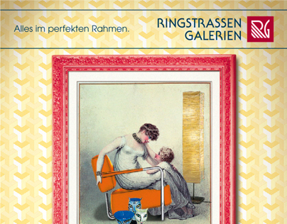 AHEAD OF THE TIMES: Ringstrassen Galerien