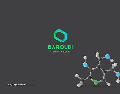 Baroudi - Chemical materials Brand identity 2020/2021