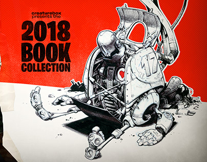 2018 Book Collection